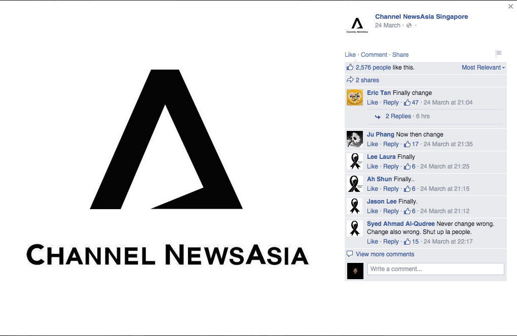 Channel NewsAsia – Justin Zhuang