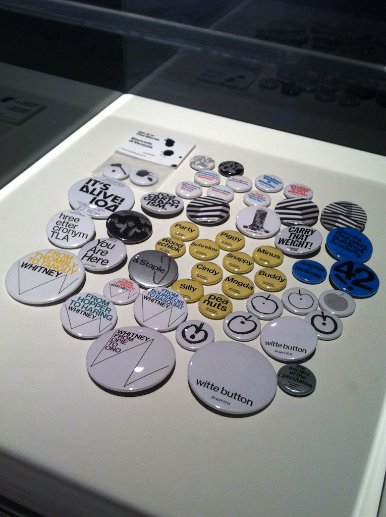 Society of the Speculative (2014) button amongst others by Experimental Jetset