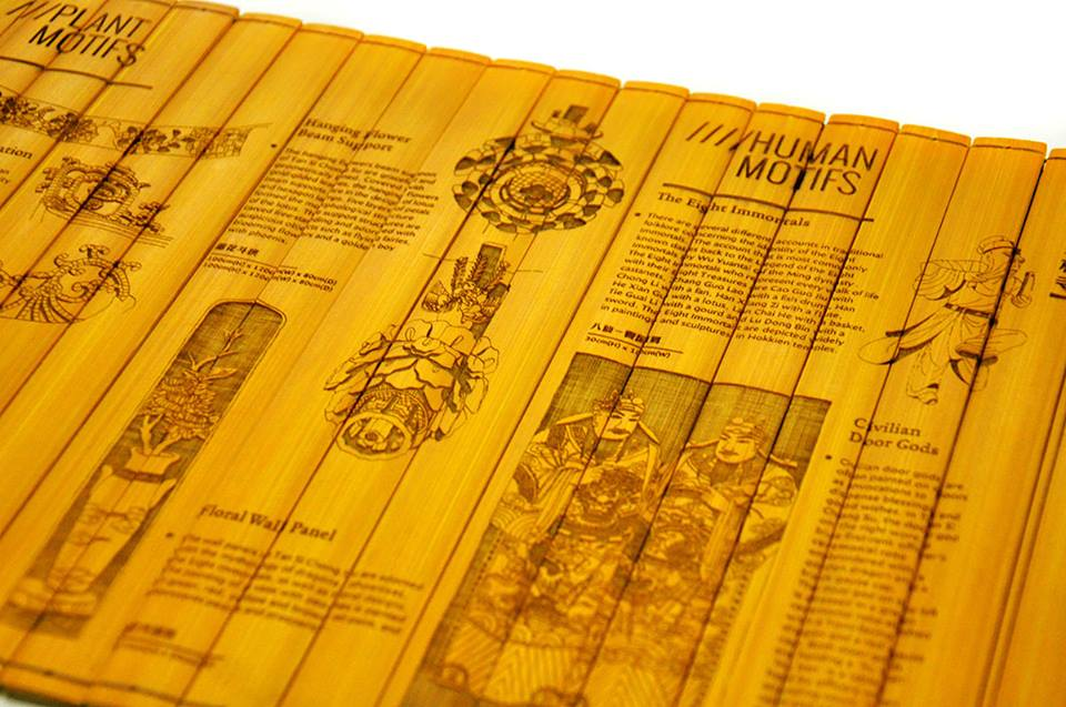 Many of the images in this book were hand-drawn by Jesvin and her team | JESVIN YEO
