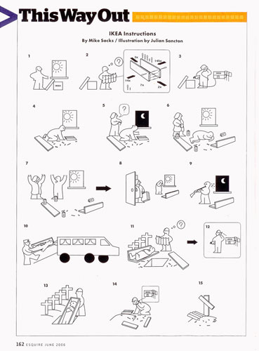 Snarky's machine » new frontiers in ikea product assembly!